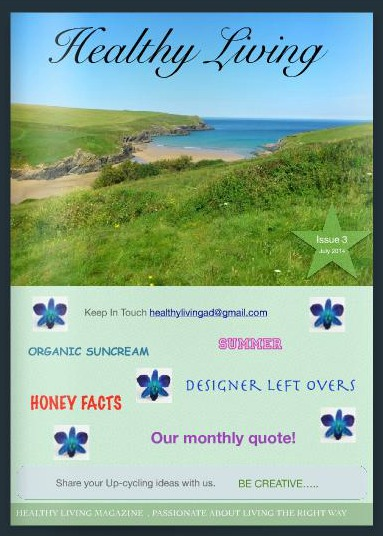 Healthy Living Magazine July 2014