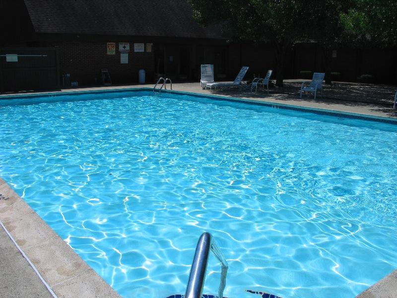 Pool at Montoya Condominiums