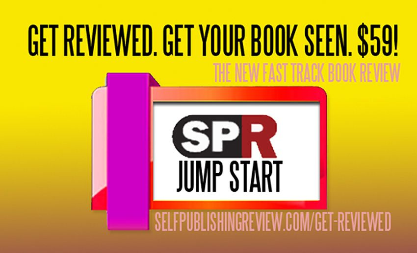 Jump Start Review Package, Self-Publishing Review $59