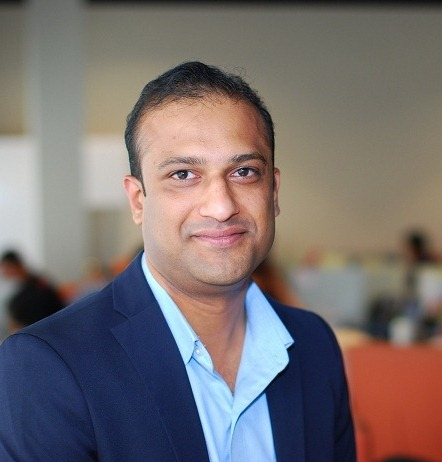Prashant Naik, Divisional Manager, UC and Collaboration at Westcon Middle East