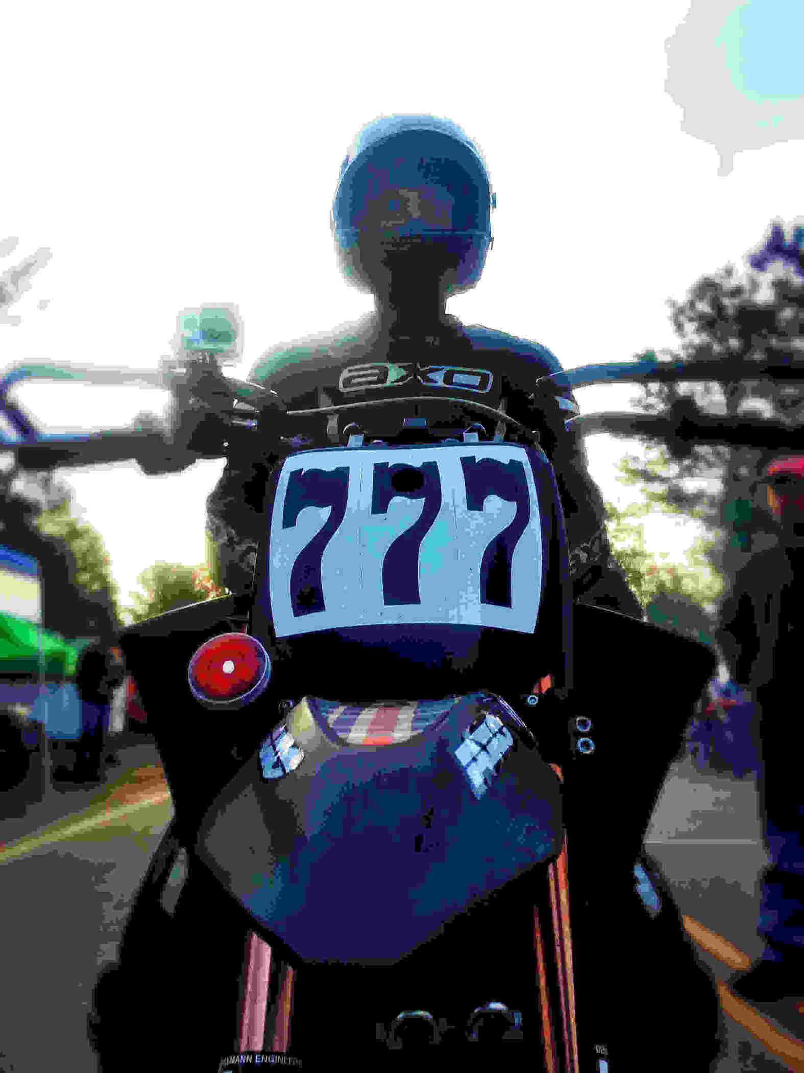 Jeff Clark #777 at PPIHC