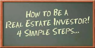 Real estate investors training