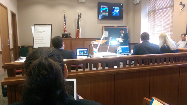Courtroom View 2