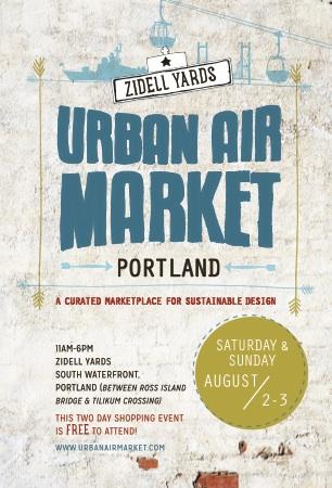Urabn Air Market: Portland