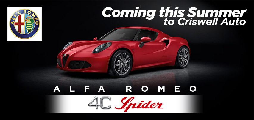 Criswell Alfa Romeo Germantown MD