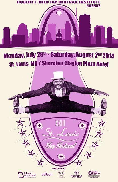 23rd Annual St. Louis Tap Festival