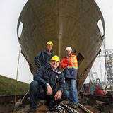 Shipyard De Hoop's Management
