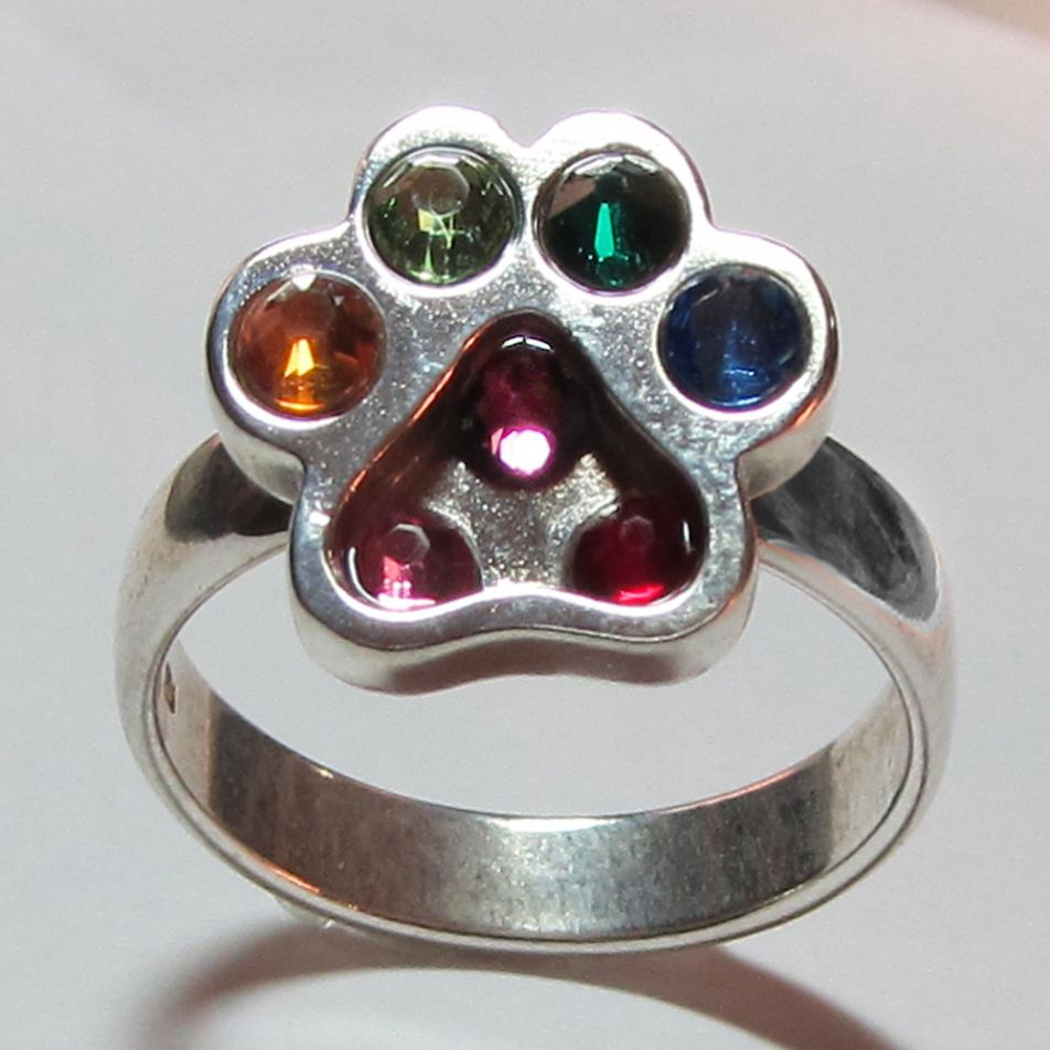 Mother's Paw® Ring