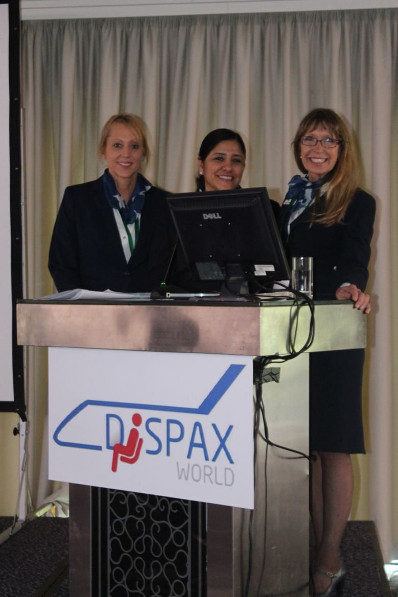 Trainers, Sandy Dhuyvetter, Naomi van Duin and Anna Marie Jensen