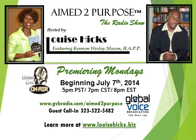 Tune In Mondays at 5pm PST