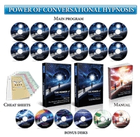 conversational hypnosis & covert hypnosis
