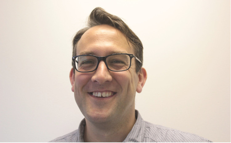 James Tucker, digital business analyst at Lab