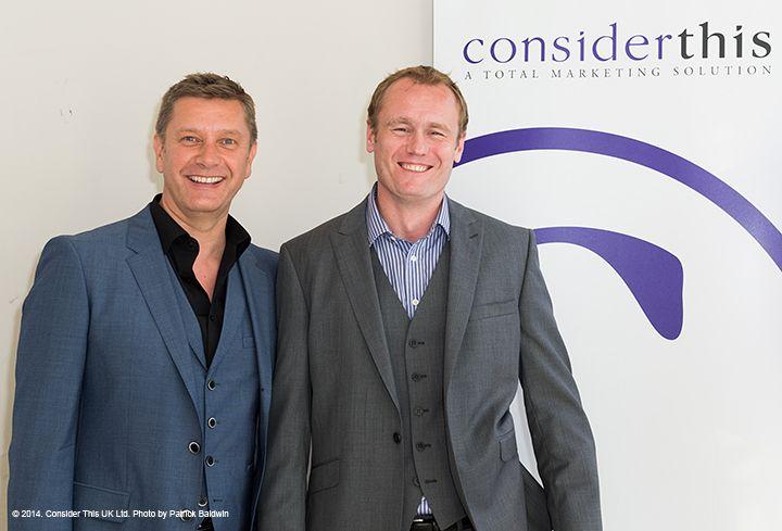 Directors Paul Taylor and Michael Pearce