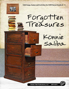 Forgotten Treasures by Konnie Saliba