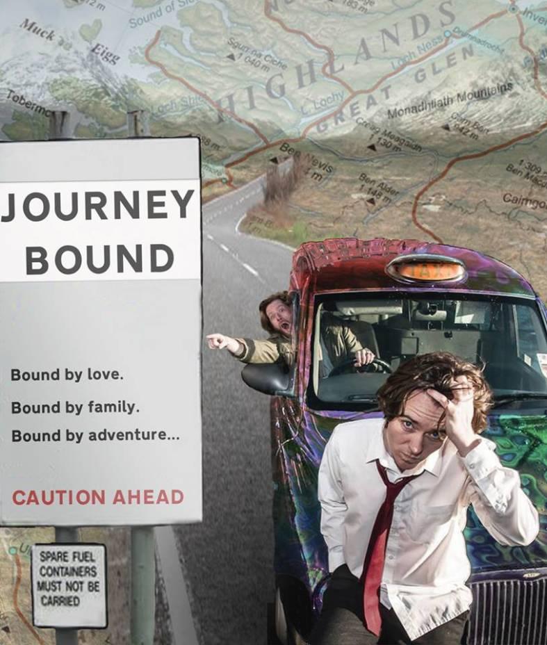 Journey Bound - Poster