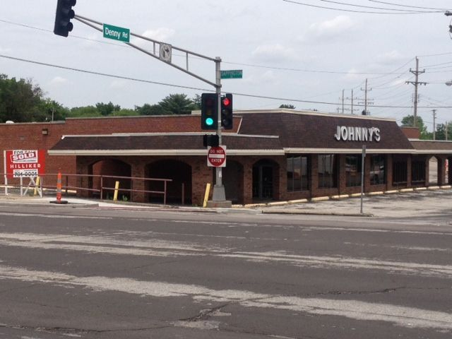 The old Johnny's Market at 11555 Gravois Rd. in St. Louis, Mo.