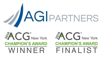 AGI Partners LLC named Private Equity Firm of the Year