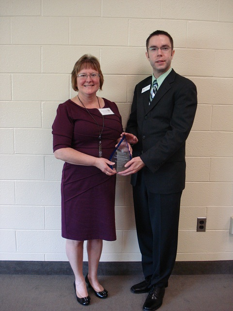 KAF receives award from Bridgewater State University