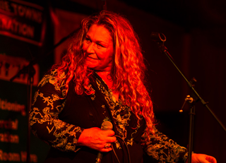 Gail Page - Performs Semaphore Port Adelaide RSL