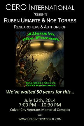 Authors to Speak on July 12, 2014