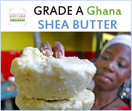 Organic Fair Trade Shea Butter in Toronto