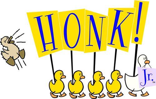 """""""Honk! Jr."""""""
