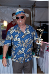 Fred Patterson of Robertson Douglas Group Wins the 2013 Dune Buggy Race
