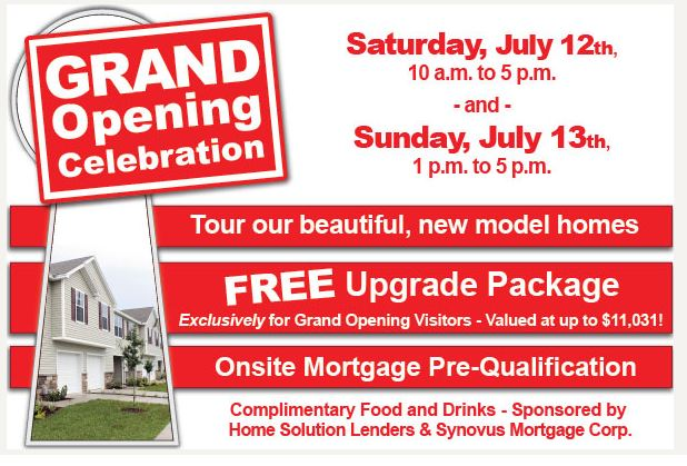 Grand Opening Celebration at Oakwood Terrace in Valrico