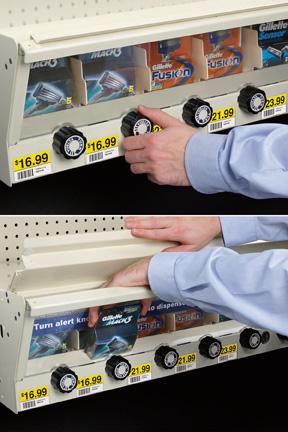 FFR Fixed Vending Shelf