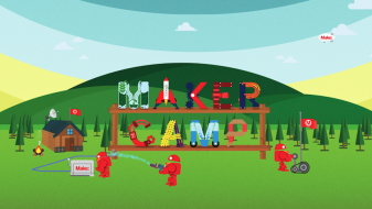 Napoleon Teams with Knock Twice on 2D Digital Short for Maker Camp