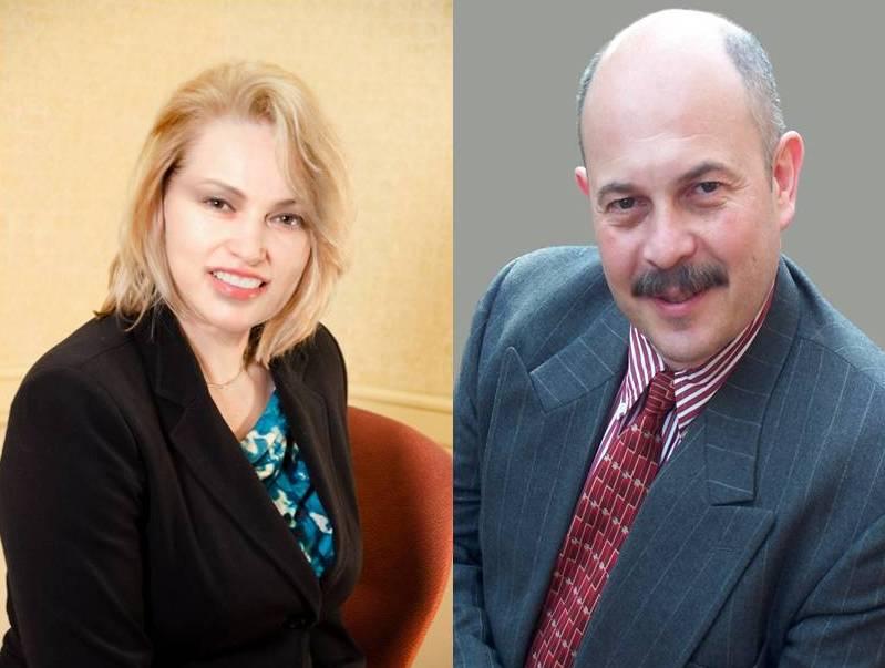 Olga Berejnaia and Isaak Gelbinovich