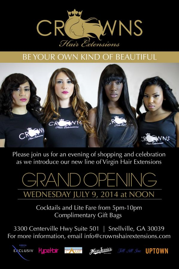 Crowns Grand Opening