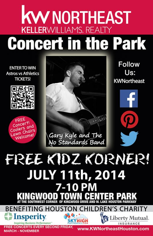 Keller Williams Northeast July 2014 Concert - Gary Kyle