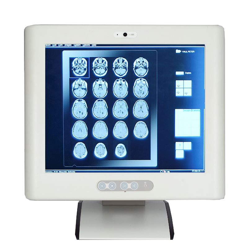 17-inch TFT Fanless Medical Grade Panel Computer -MPC175-873