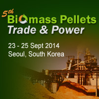 5th Biomass Pellets Trade & Power