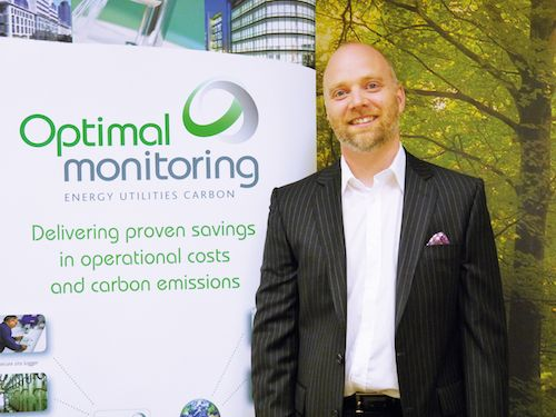 Duncan Everett, managing director of Optimal Monitoring