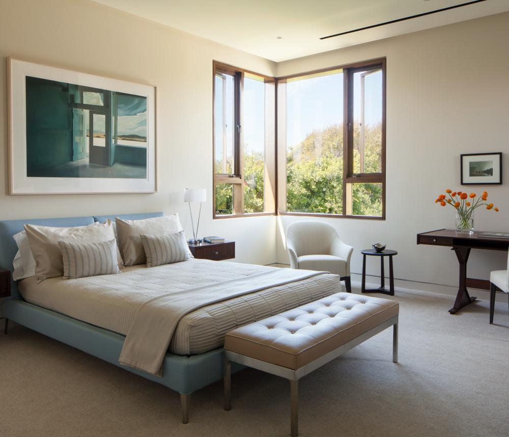 Modern Corner Casement Window