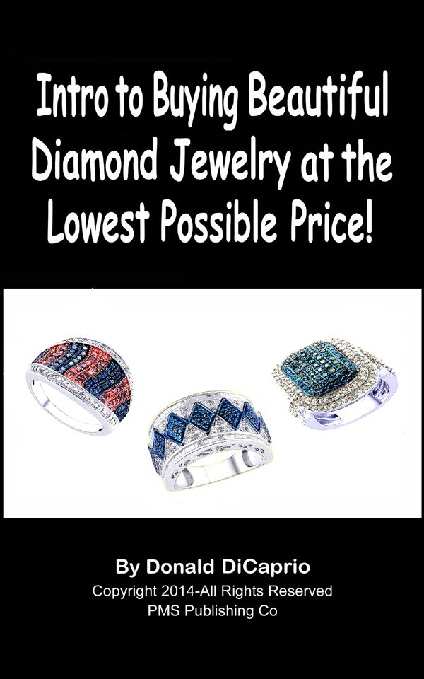 """Intro to Buying Diamond Jewelry at Lowest Price"" FREE Sunday, July 13 on Amazon"