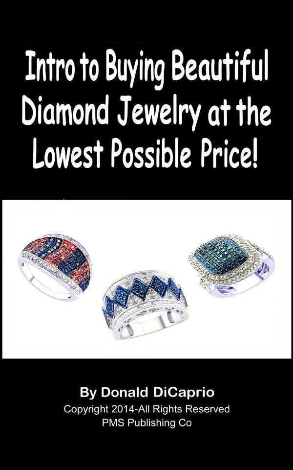 """Intro to Buying Diamond Jewelry at Lowest Price"" FREE Sunday, July 13 on Amazon"