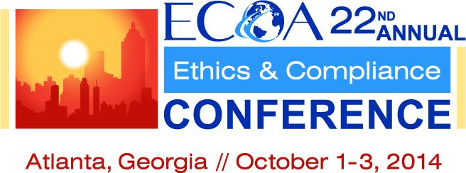 22nd annual ethics compliance conference in atlanta - Ethics and compliance officer association ...