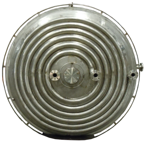 CRN Jacketed Pressure Vessel_BEPeterson