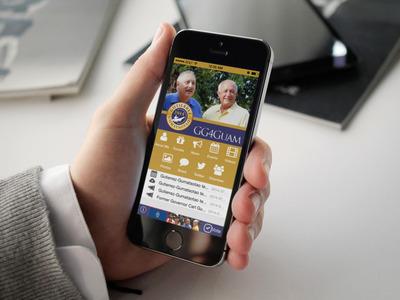 iOS app for Guam's upcoming Governor Election