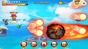 Sky Heroes screenshot