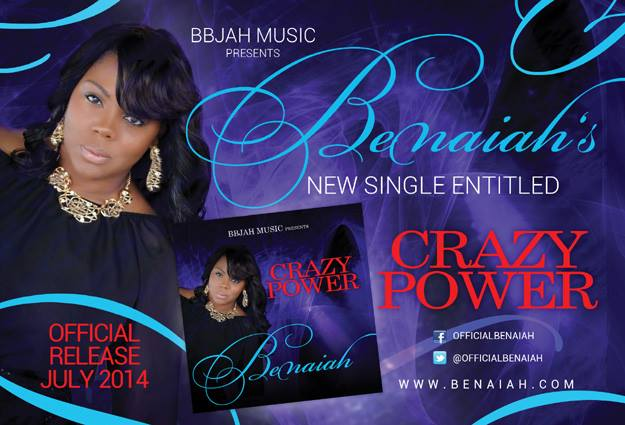 "Benaiah ""Crazy Power"""