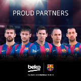 BEKO and FC Barcelona Announcement 1 - PR log