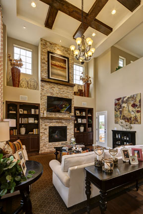 Bellvue Family Room