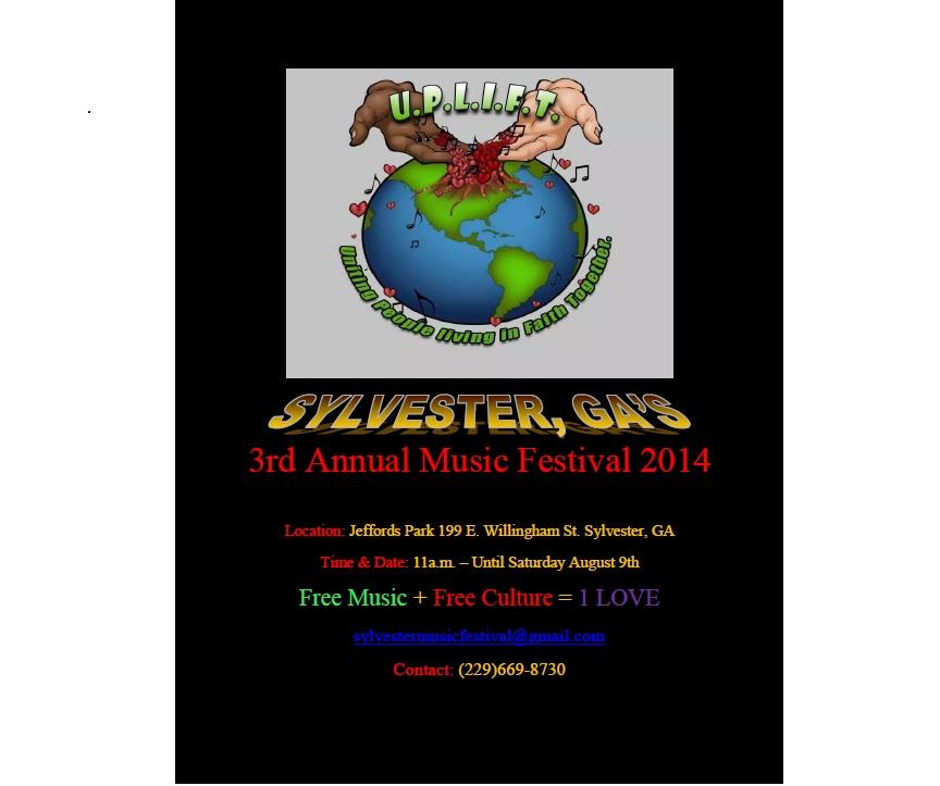 Sylvester Music Festival