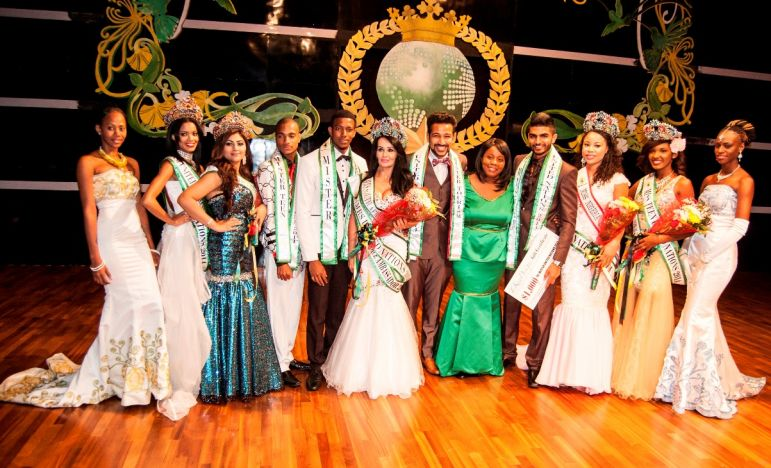 United Nations Pageant 2014