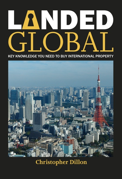 Landed Global - front cover