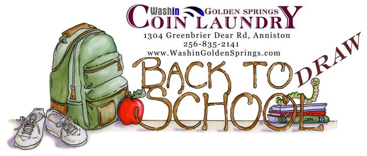 WGS Back To School Draw